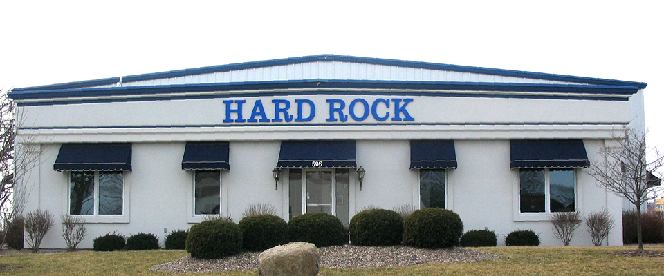 Iowa Wall Sawing Service : Hard rock sawing drilling specialist co